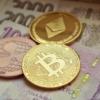 仮想通貨のイメージ画像。