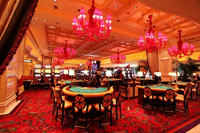 カジノのイメージ画像。
