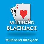 Multihand Blackjackのアイコン画像。