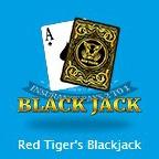 Red Tiger's Blackjackのアイコン画像。